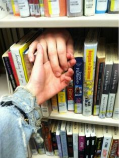 Find love at a bookstore
