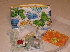 Vera Clinique bonus time Macys gift set RARE makeup case set lips dramatically  #Clinique