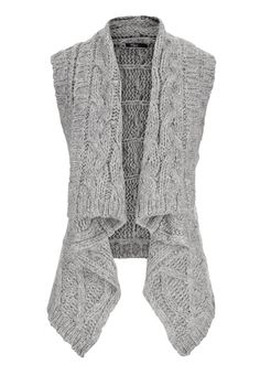 silver jeans co. ® sweater vest - #maurices  I love it. So much.