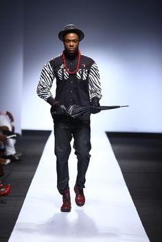 Heineken LFDW2015 – Day 3 – Red Knight | Lagos Fashion & Design Week
