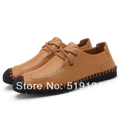 Aliexpress.com   Buy Free Shipping 2014 New England style men casual shoes  handmade lace shoes sperry brand shoes patent leather community US6.5 9.5  from ... ff9b5557d