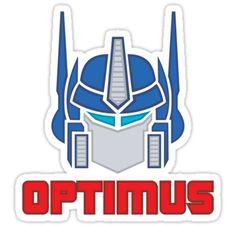 optimus prime portrait series by thuddleston deviantart com on