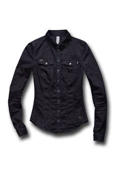Women's New tailor slim shirt http://www.g-star.com