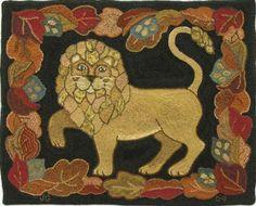 Lion (47 x 38)