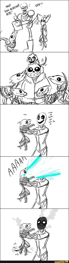 gaster - iFunny :)