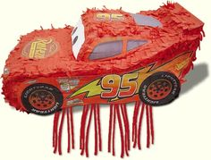Disney CARS Lightning McQueen Pinata - Kids Party Pinatas Party ...                                                                                                                                                     More