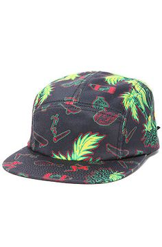 c92e973df67 The Casual Fridays 5-Panel Hat in Black 5 Panel Hat