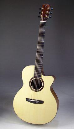 "Blanchard ""Bristlecone"" Acoustic Guitar"