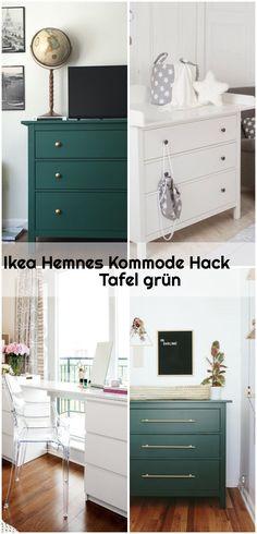 Ikea Malm Nightstand, Ikea Dresser Hack, Ikea Desk, Ikea Chair, Ikea Inspiration, Ikea Living Room, Ikea Bedroom, Diy Projects Ikea, Ikea Organisation