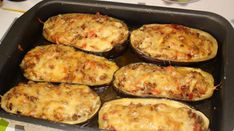 Bechamel, Polenta, Zucchini, Paleo, Favorite Recipes, Vegetables, Cooking, Food, Projects
