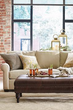 At Pottery Barn, we're here to help you live more beautiful, comfortable lives at home with furniture and decor that's crafted to last.