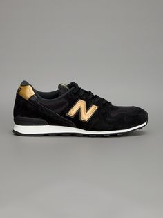 NEW BALANCE - goldenes N