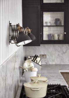 Vintage Industrial Style Lighting Inspiration