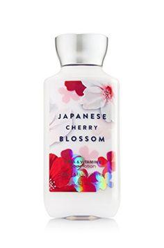 Bath & Body Works Shea & Vitamin E Lotion Japanese Cherry…