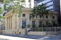 Rio de Janeiro, Brasil - Academia Brasileira de Letras