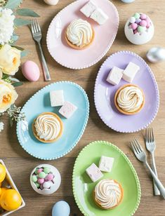 An Easter Brunch with Crate and Barrel / Easter Entertaining Ideas / Easter Brunch / Easy Easter Ideas / Easy Entertaining Easter Dinner, Easter Table, Easter Brunch, Easter Party, Easter Eggs, Easter Hunt, Easter Food, Easy Easter Desserts, Easter Recipes