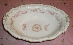 Oval Vegetable Bowl 9.5X7
