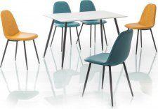 Jídelní stůl FLORO Dining Chairs, Furniture, Vintage, Design, Home Decor, Vit, Curry, Products, Gera