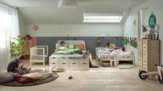 organisation grande chambre enfants ikea