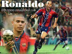 ronaldinho barça | Fuentes de Información - Temporada de Oro de Ronaldo en el Barça