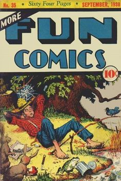 More Fun Comics #35