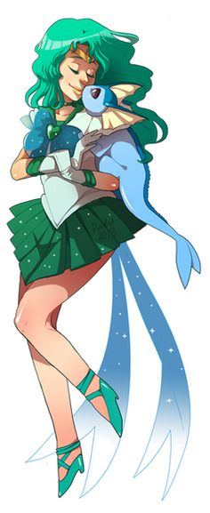 Sailor Moon by Dashi