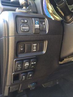 2016-2020 Toyota Tacoma OEM Style Switch Panel | Toyota Tacoma
