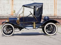 1911 Ford Model-T Torpedo Runabout                                                                                                                                                                                 More