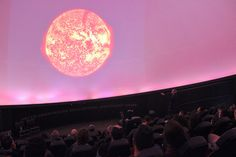 Stephen Bradshaw, Professor of Physics at Rice University speaks at a Relativity lecture at the Museum's Planetarium. Msw Programs, Rice University, Professor, Physics, Universe, Science, Explore, Teacher, Flag