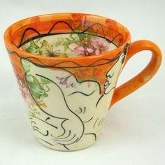 Karen Atherley - Earthenware Mug