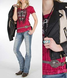 'These Boots'  #buckle #fashion  www.buckle.com