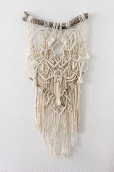 Polka_knot handgemachte Makramee Wand hängen Ubon von polkaknot