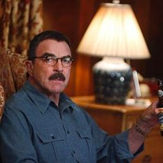 """Tom Selleck on Blue Bloods from the episode """"Brothers"""". © 2010 CBS Corporation,"""