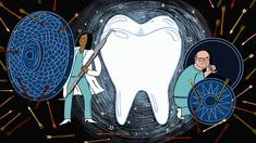 No-Drill Dentistry: Fluoride Treatments Can Prevent Cavities In Adults #Health #iNewsPhoto