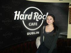 Hard Rock Cafe Dublin in Dublin Cafe Dublin, Hard Rock, Neon Signs, Cafes, Hard Rock Music