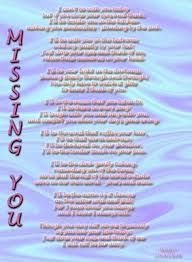 I miss you poems to boyfriend in jail