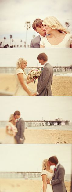 Robyn and John| Photos by One Love Photo