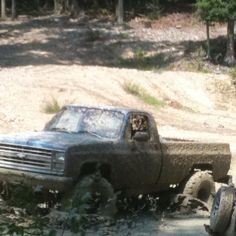 My kinda play time Muddy Trucks, Rednecks, Trail Riding, The Great Outdoors, 4x4, Monster Trucks, Hiking, Boxes, Camping