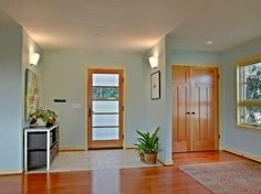 Contemporary Home foyers Design Ideas, Pictures, Remodel and Decor