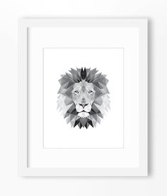 origami lion drawing - Google Search