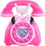 Disney – Disney Junior Minnie's Happy Helpers Phone – Pink - Modern Disney Jr, Disney Junior, Disney Toys, Little Girl Toys, Baby Girl Toys, Toys For Girls, Baby Dolls, Toddler Girl Gifts, Toddler Toys