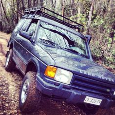 "Land rover discovery 98"" my edition"