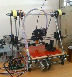 Build your own 3D Printer.