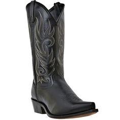68420 Laredo Men's Willow Creek Western Boots - Black