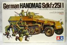 Tamiya, brilliant box art with my favourites being the 1:35 scale WW2 figures / vehicles