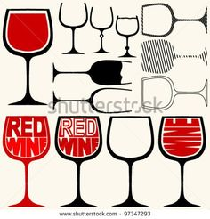 Wine glass free vector download (2,387 files) for commercial use. format: ai, eps, cdr, svg vector illustration graphic art design