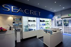 Seacret Amsterdam is ready to welcome you! #XXX #Amsterdam #Holland