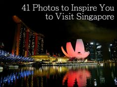 Marina Bay - 41 Photos to Inspire You to Visit SIngapore - The Trusted Traveller