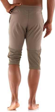 464b4d49123d60 Men need yoga pants too. Mens Athletic Pants, Yoga Shorts, Workout Pants For