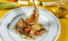 Receta de Conejo con mostaza - Karlos Arguiñano
